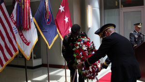 USARCENT honors Fallen