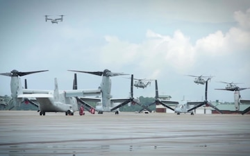 26th MEU ACE Returns From Deployment at Sea