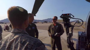 Nellis Airman Showcases Innovative Idea