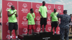 2018 Mississippi State Special Olympics events held at Keesler Air Force Base