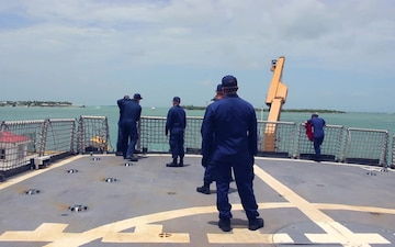 Coast Guard offloads more than 7 tons of seized cocaine in Port Everglades