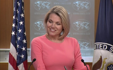 State Department Press Briefing - August 8, 2018