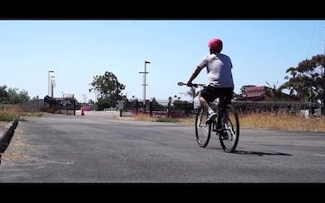 Don't be denied: Bicyclists need new I.D. to access base