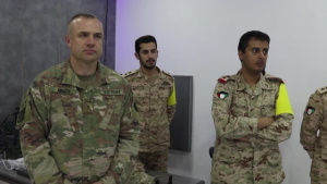 Kuwaiti and U.S. forces participate in Desert Observer