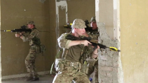 Noble Partner 18: Combined Urban Operations