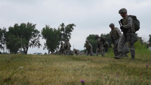 The 200th RHS conducts field training exercise