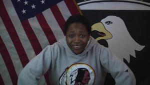 Sgt Latoya Mcfadden- Redskins 2018