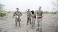 CJTF-HOA Joint Corporals Course Land Navigation