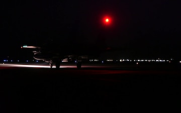 332nd AEW Night Time Operations