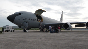 KC-135 Arrives in Sri Lanka for PAC ANGEL 18-4
