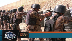 CJSOTF-I Special Report: Iraqi Counter-Terrorism Service Range Operations
