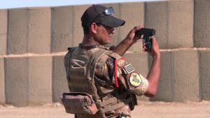 Iraqi Counter-Terrorism Service Range Operations