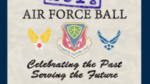 366th Air Force Ball 2018