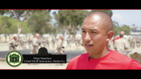 We Make Marines - SSgt. Sanchez