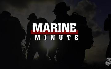 Marine Minute, August 14, 2018