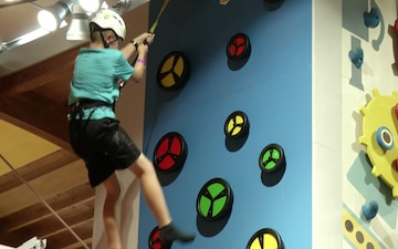 Children from MCAS Iwakuni Have Fun at Trampoline Park (Package/Pkg)