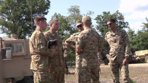 Colorado National Guard at Northern Strike 2018 VOSOT