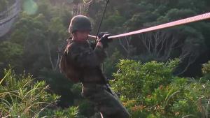 Marines Complete Jungle Warfare Training