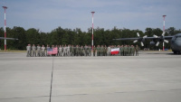 Aviation Detachment Rotation 18-4 Wrap's Up