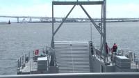 Army LCU PULSE-W Hull Swap B-roll