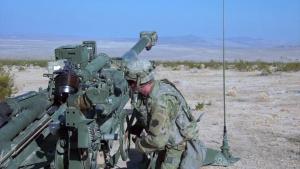 1/108th Field Artillery Calibration NTC