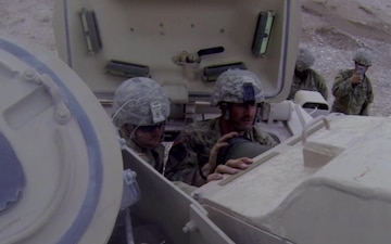 TOW Gunnery at Fort Bliss