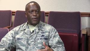 Brig. Gen. Ronald E. Jolly Sr. on logistics