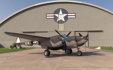 WWII Aircraft Move-Lockheed P-38L Lightning