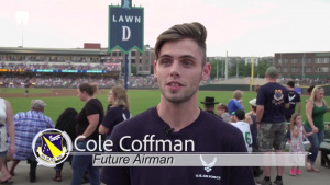 Dayton Dragons Host Hometown Heroes