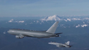 Air Force Tech Report: New Tech for Boom Operators