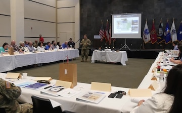 Camp Shelby Hosts Government to Government Native American Consultation