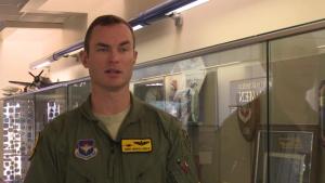 Major Chris Marslender F-35 Pilot interview