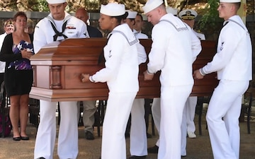100th identified USS Oklahoma sailor laid to rest