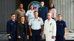 Coast Guard Commandant Adm. Karl Schultz announces the release of the service's Sexual Assault Prevention, Response and Recovery Strategic Plan for 2018 - 2022
