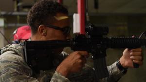 SrA David Hightower: Air Force Defender