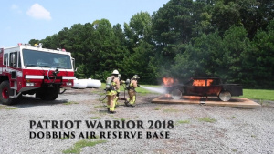 Patriot Warrior: How to respond to a car fire