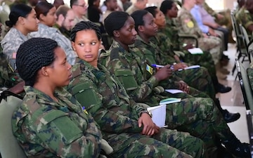 Women in Peacekeeping Operations Panel Discussion