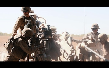 2nd Battalion, 4th Marine Regiment, conduct Fire Support Coordination Exercise Down Under