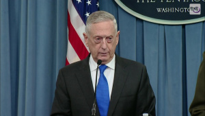 Defense Secretary, Joint Chiefs Chairman Conduct Pentagon News Conference