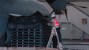 How the 374th MXS Stays Fired Up