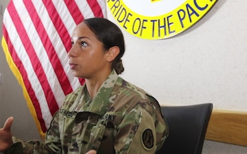 Women's Equality Day - Sgt. Acevedo