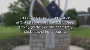 178th Wing partners with Clark State Community College to provide education benefits
