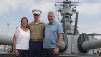 I MEF Concludes LA Fleet Week 2018