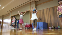 MCAS Iwakuni, Iwakuni community play summer games (Package/Pkg)
