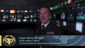 Exercise News Day - Fit to Fight, Spotlight (News Cast 3)