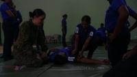 13th MEU Female Engagement Team Trains in Sri Lanka