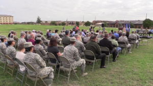 82nd MDG New Clinic Groundbreaking