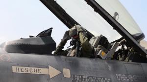 Greek Pilots Get Ready for Flight