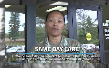 Schofield Barracks Acute Care Clinic