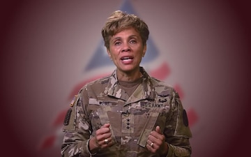 CSM Command Summit: Greetings from US Army Surgeon General